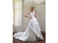 "Ian Stuart ""Soufriere"" Wedding Dress"