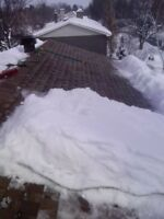 ROOFTOP SNOW REMOVAL - WEST OTTAWA - ARNPRIOR
