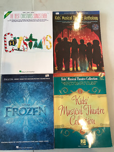 Vocal Selection Music Books