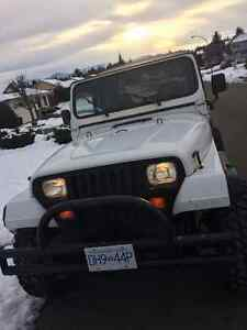 1992 Jeep Other black Other