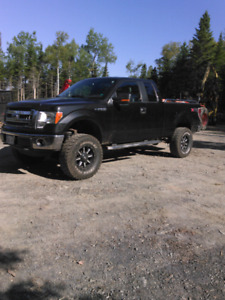 Lifted 2014 f 150