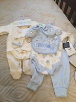 0-3 month boys clothing lot