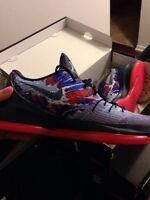 Kevin Durrant 8 size 9.5