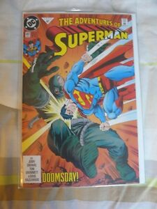 SUPERMAN DOOMSDAY SERIES West Island Greater Montréal image 5