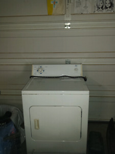Roper by whirlpool dryer