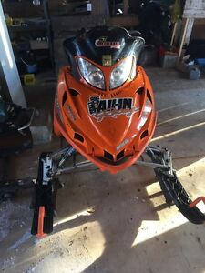 Parting out 2007 Arctic Cat Crossfire 1000