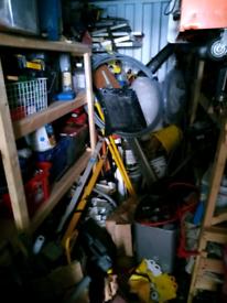 Garage clerence
