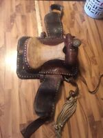 ***Western Saddle***