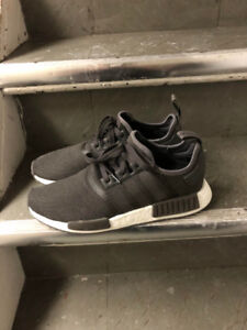 NMD R1 Trace Grey Steal!