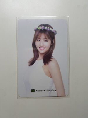 Twice Nature Collection Momo Official Photocard Photo Card Kpop