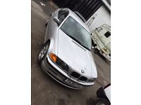 BMW e46 323i for breaking