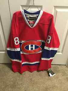New With Tags Authentic Signed Prust MTL Canadians Jersey London Ontario image 4