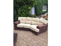 LARGE 3 SEATER, VERY NICE CONDITION