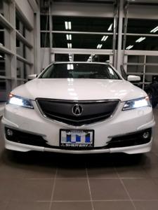 2015 Acura Tlx Elite V6 SH