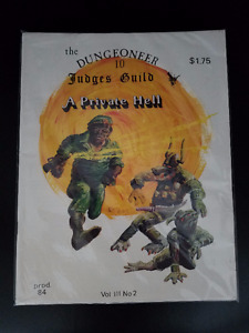 The Dungeoneer magazine (Issue 10, Mar - Apr 1979)