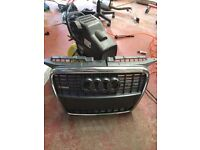 Audi front grill s-line