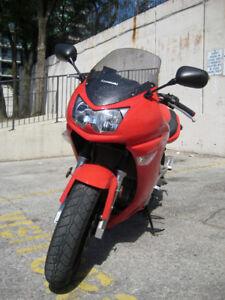 2007 Ninja 650