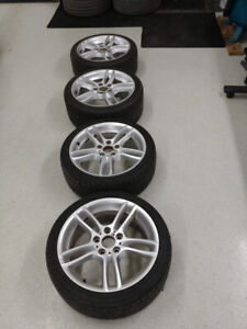 BMW 1-Series [E82] 135i Style 261 M Sport Rims w/Tires For Sale