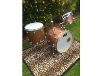 DW Jazz series drum kit, immaculate