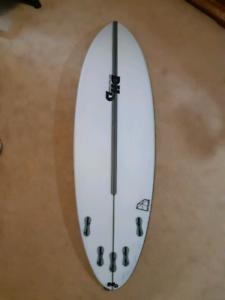 "Surfboard DHD Blackdiamond 6""2'"