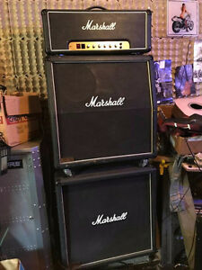1979 Marshall JMP MK2 100W Full Stack