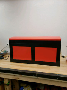 Treasure chest style toy boxes