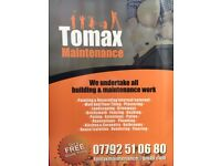 Tomax Building Maintenance And Services