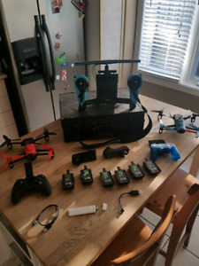 2 drone PACKAGE DEAL !!! $500.00