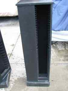 CD STORAGE TOWER-EXCELLENT SHELVING UNIT