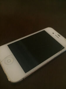 iPhone 4 (8gb/Bell)