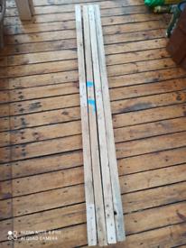 Wood Timber Posts