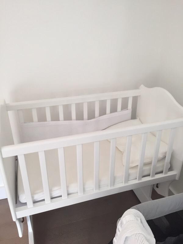 Boori Gliding Crib In Clapham Junction London Gumtree