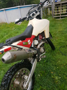 2012 Husqvarna Te 511 Street and trail