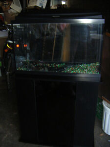 Fish Tank with Stand & Accessories $150.00