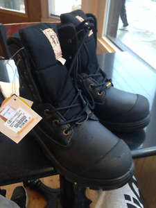 Size 10 Water Proof CSA Approved Work Boots & PPE
