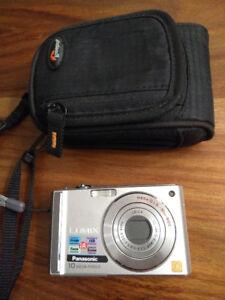 Panasonic Lumix DMS - FS20 / Leica DC lens