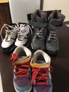 kids boots and shoes