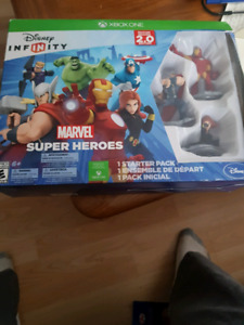 Selling Xbox one disney infinity 2.0 starter pack
