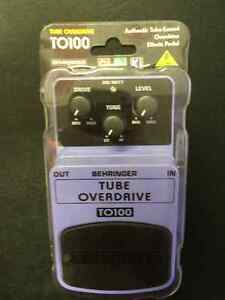 Ultra Tremolo & Tube Overdrive Pedals London Ontario image 2