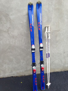 Skis Alpins Atomic 170cms