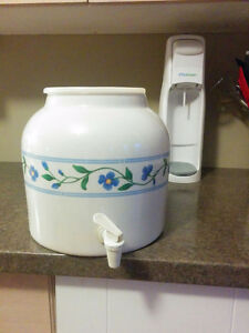 Ceramic Water Crock
