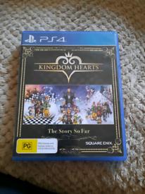 Kingdom Hearts PS4 Bundle