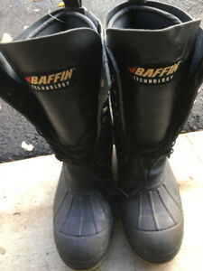 BAFFIN EXTREME COLD WINTER BOOTS
