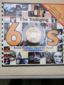 The Swinging 60s 64-page bookazine and CD