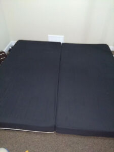2 Mattress for sale brand new condition 2 months old