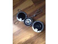 Pioneer Mosfer USB Car Stereo And FLI Speakers