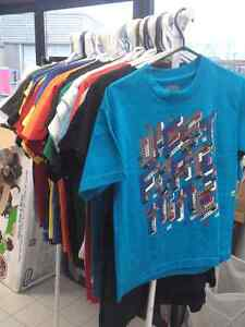 """LARGE QUANTITY OF KIDS """"WEST 49"""" T SHIRTS - BRAND NEW"""