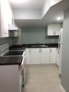 2 Bedroom Basement for Rent from 01Sep