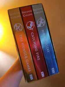 The Hunger Games book box set