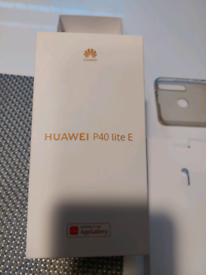 Huawei p40 lite E unlocked